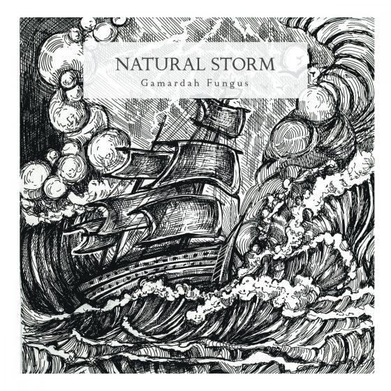 Gamardah Fungus - Natural Storm